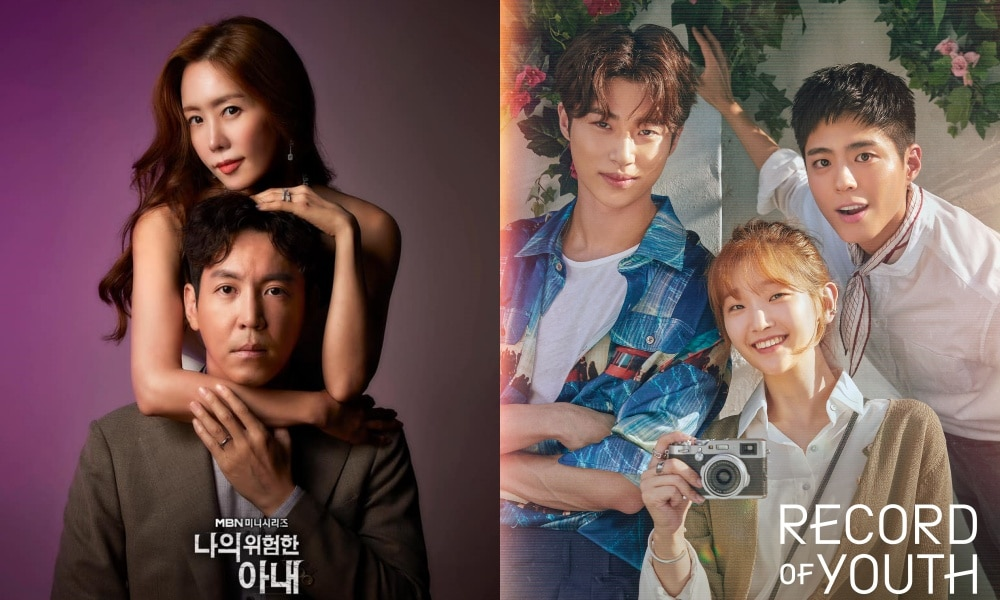 Drama 'My Dangerous Wife' Tayang Perdana, 'Record of Youth' Kembali Pimpin Rating