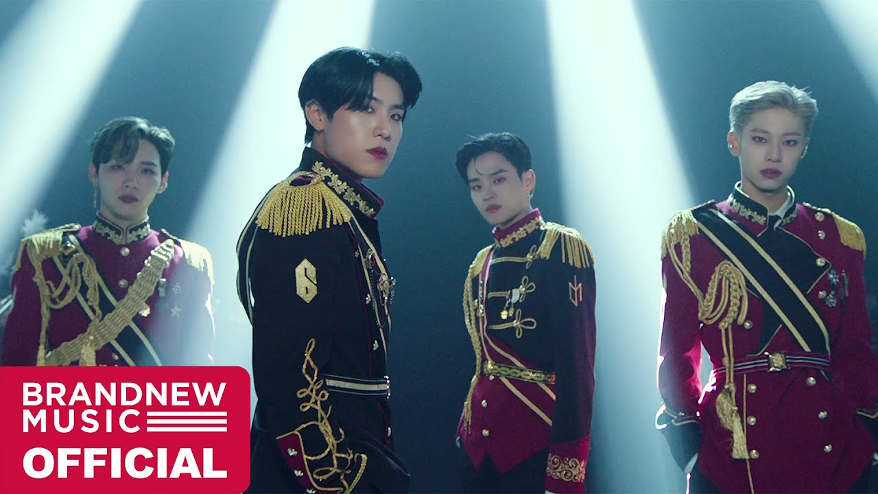AB6IX Pimpin Tim Marching Band Dalam Teaser MV Pertama Single 'Salute'