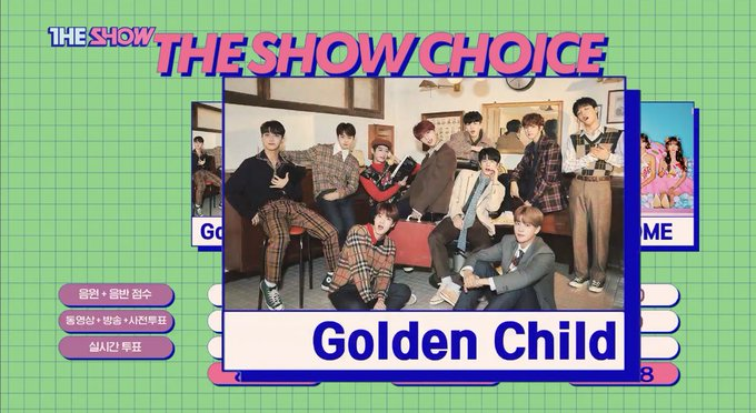 Golden Child Rebut Trofi Pertama Untuk 'Pump It Up' di 'The Show'
