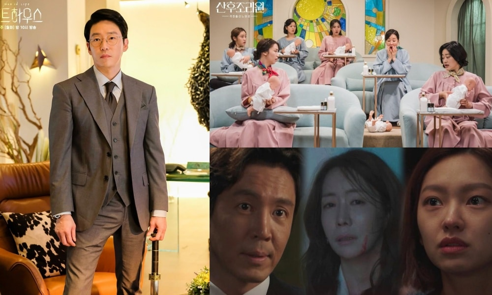 'The Penthouse' Kembali Capai Rating Tertinggi, 'Birthcare Center' dan 'My Dangerous Wife' Tamat