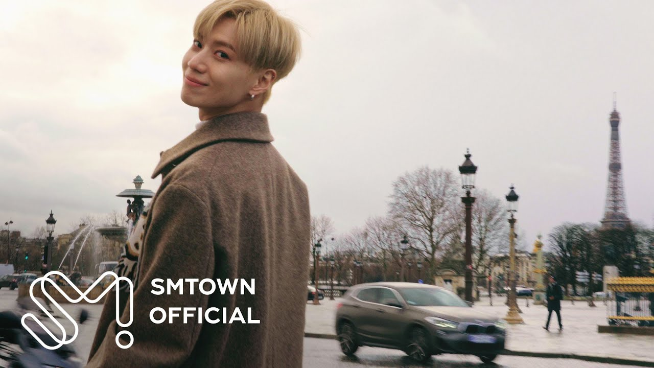 Taemin SHINee Liburan di Paris Dalam MV 'Think Of You'