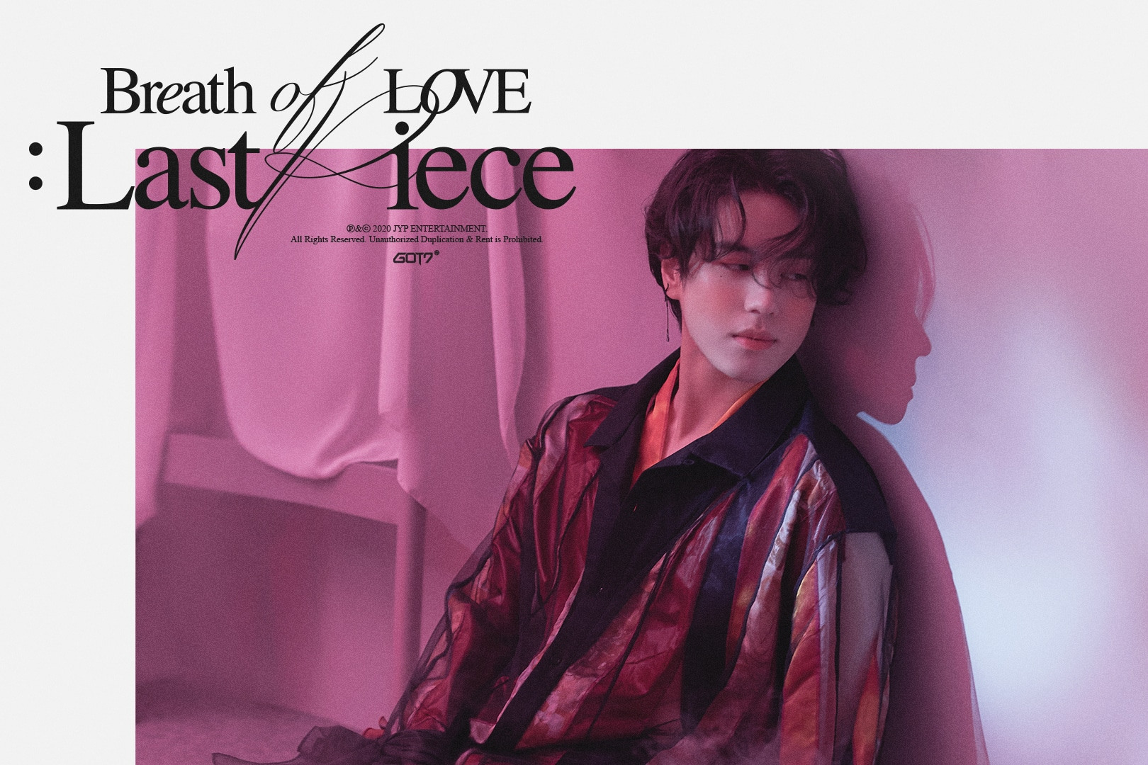 Yugyeom GOT7 Tampil Berkarisma Dalam Teaser Album 'Breath of Love : Last Piece'