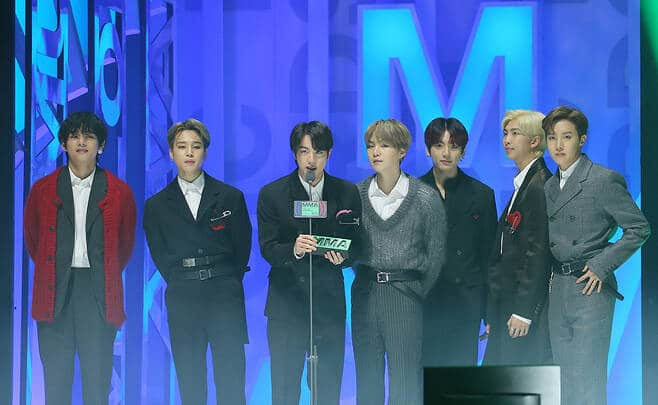 BTS Dikonfirmasi Tampil di 'Melon Music Awards 2020'!