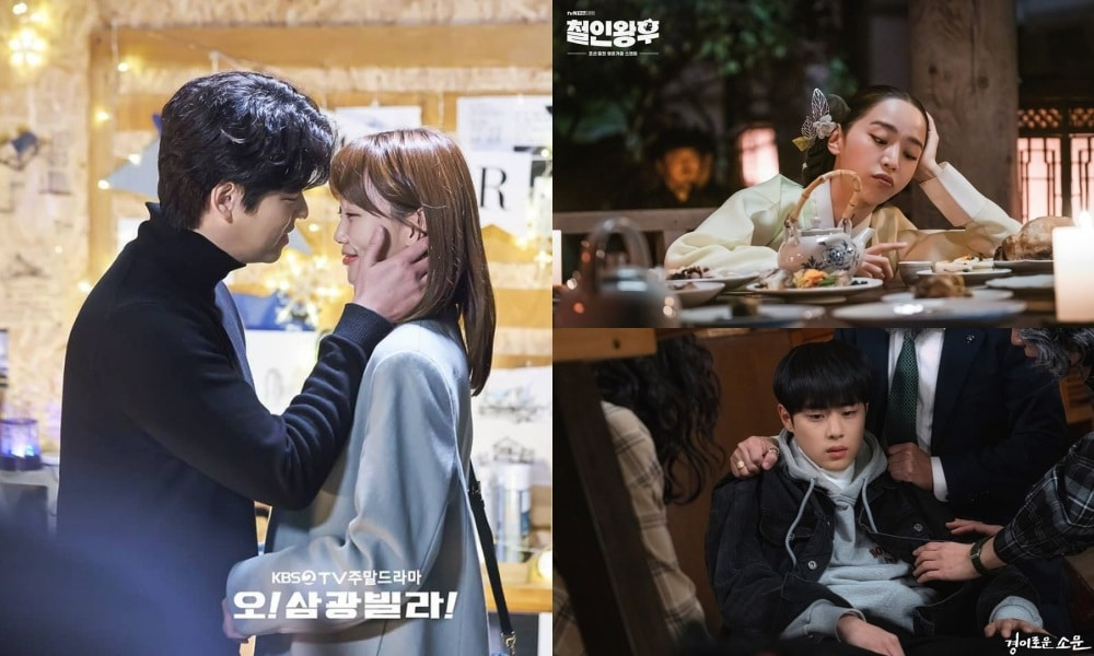 Ini Rating Episode Terbaru Drama 'Homemade Love Story', 'Mr. Queen' dan 'The Uncanny Counter'
