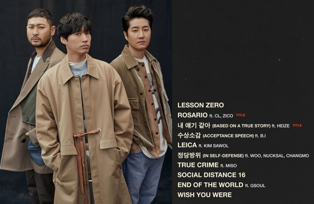 Intip Deretan Lagu Comeback Epik High Dengan Full Album Ke-10 'Epik High Is Here'!