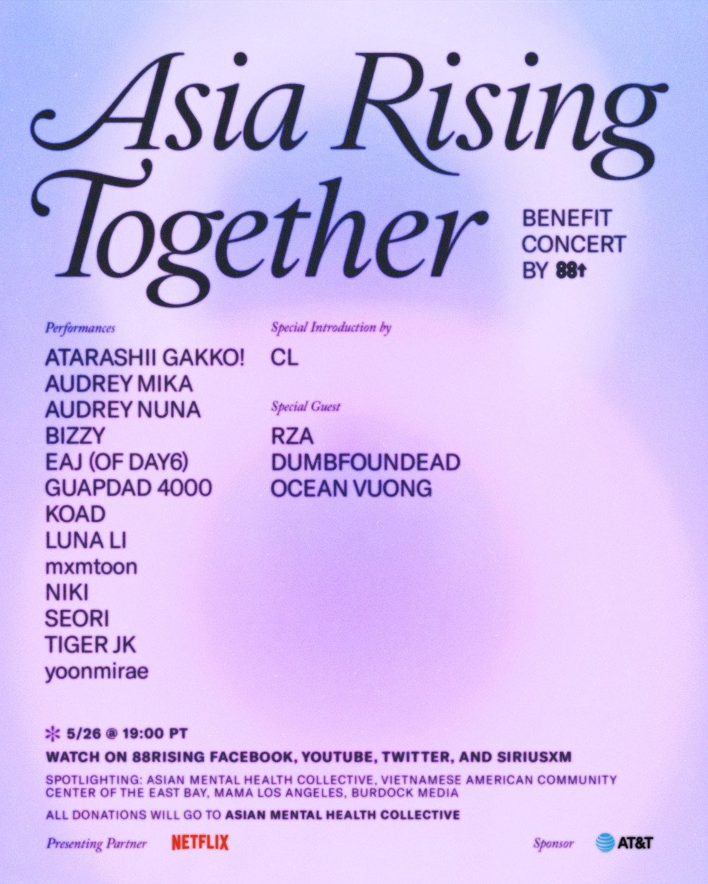 asia rising together 88rising