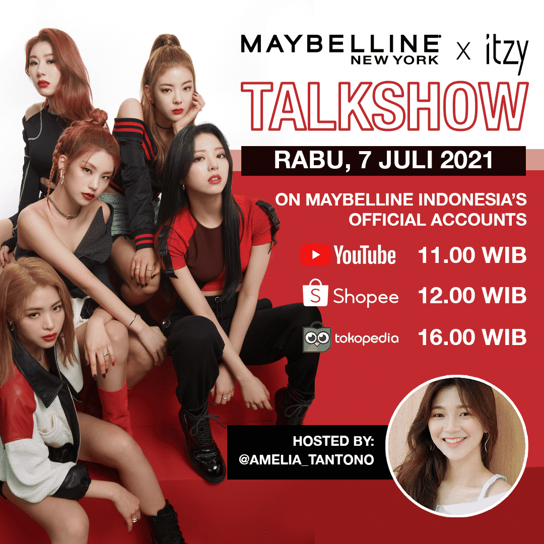 MYB Itzy Content Streaming